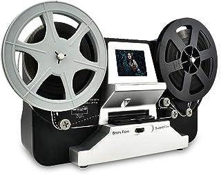 Rybozen Escáner de película para 8 mm y Super 8 película, digitalizador de película Digitalización Super 8 Digital Film Co...