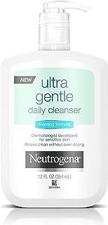 Neutrogena Ultra Gentle Daily Cleanser, 12 Ounce