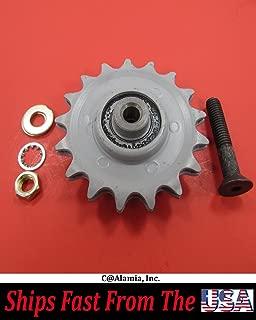 Bluebird Aerator Parts, #7426 Idler Sprocket Fits 742, H742 & Husqvarna . AR25