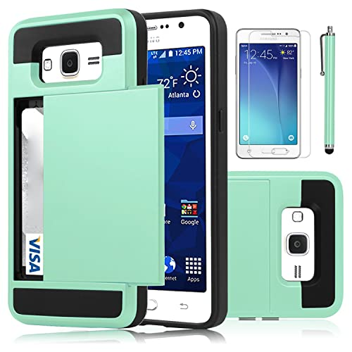 Samsung Galaxy Grand Prime Case and Screen Protector G530T: Amazon com
