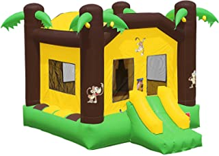 Inflatable HQ Commercial Grade Bounce House 100% PVC Jungle Jumper Inflatable Only
