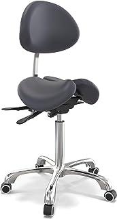 Master Massage Berkeley - Silla de Montar (reclinable, Altura Regulable con Respaldo)