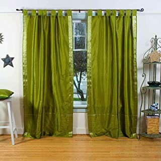 Cool Amazon Com Indian Selections Draperies Curtains Interior Design Ideas Inamawefileorg
