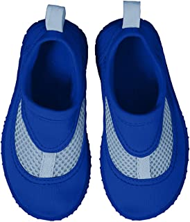 Kids & Baby i Play. Water Shoes, Royal Blue, 4 M US