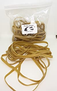 """35 x Small Thick 2/"""" 50mm x 9mm Heavy Duty Strong Rubber Elastic Bands No.71"""