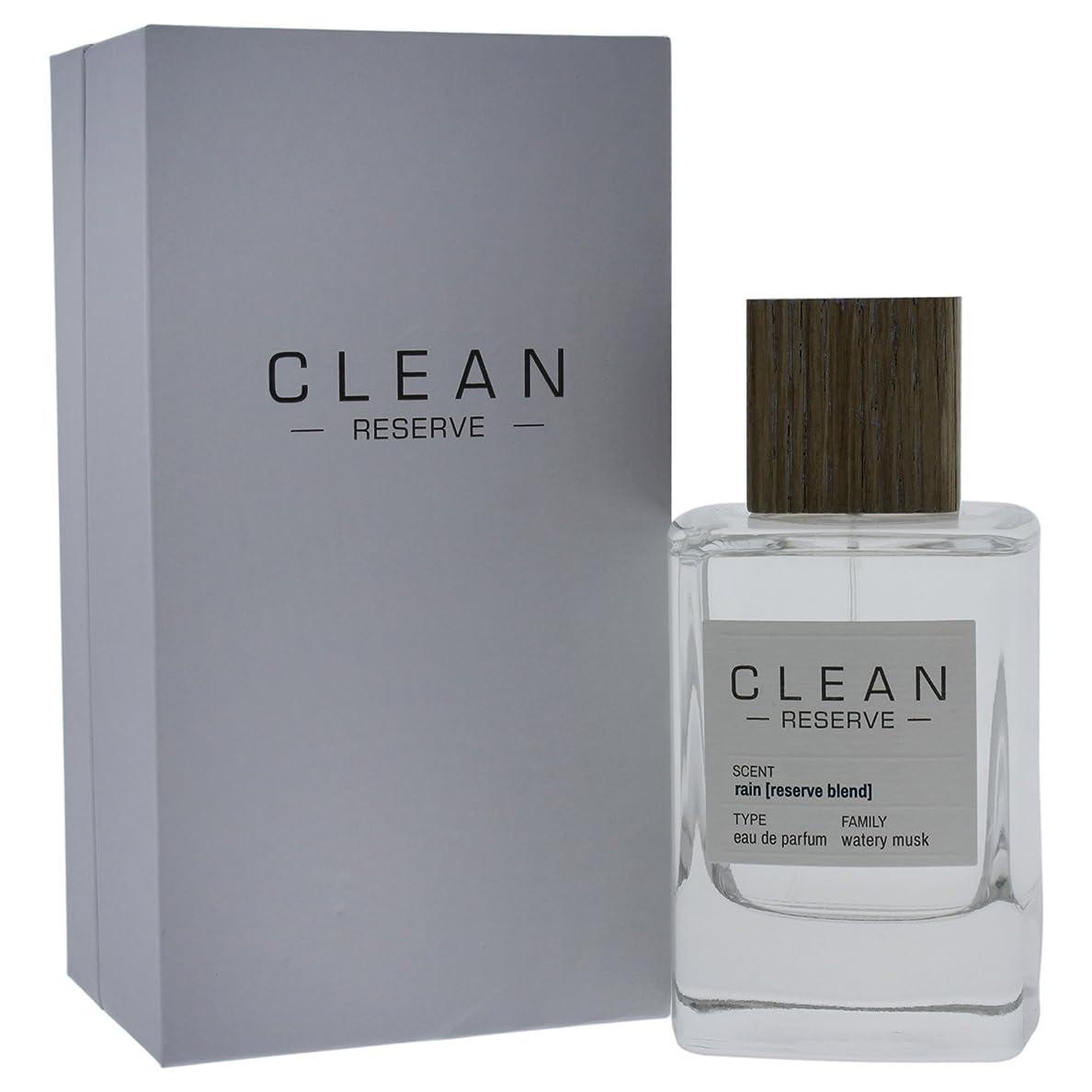 強います城純粋な◆【CLEAN】Unisex香水◆クリーン リザーブ レイン オードパルファムEDP 100ml◆