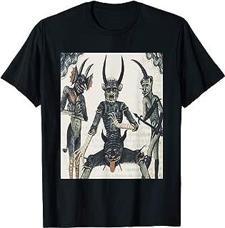 Lucifer T-Shirt Satan Devil Demon Fallen Angel Jinn Hell