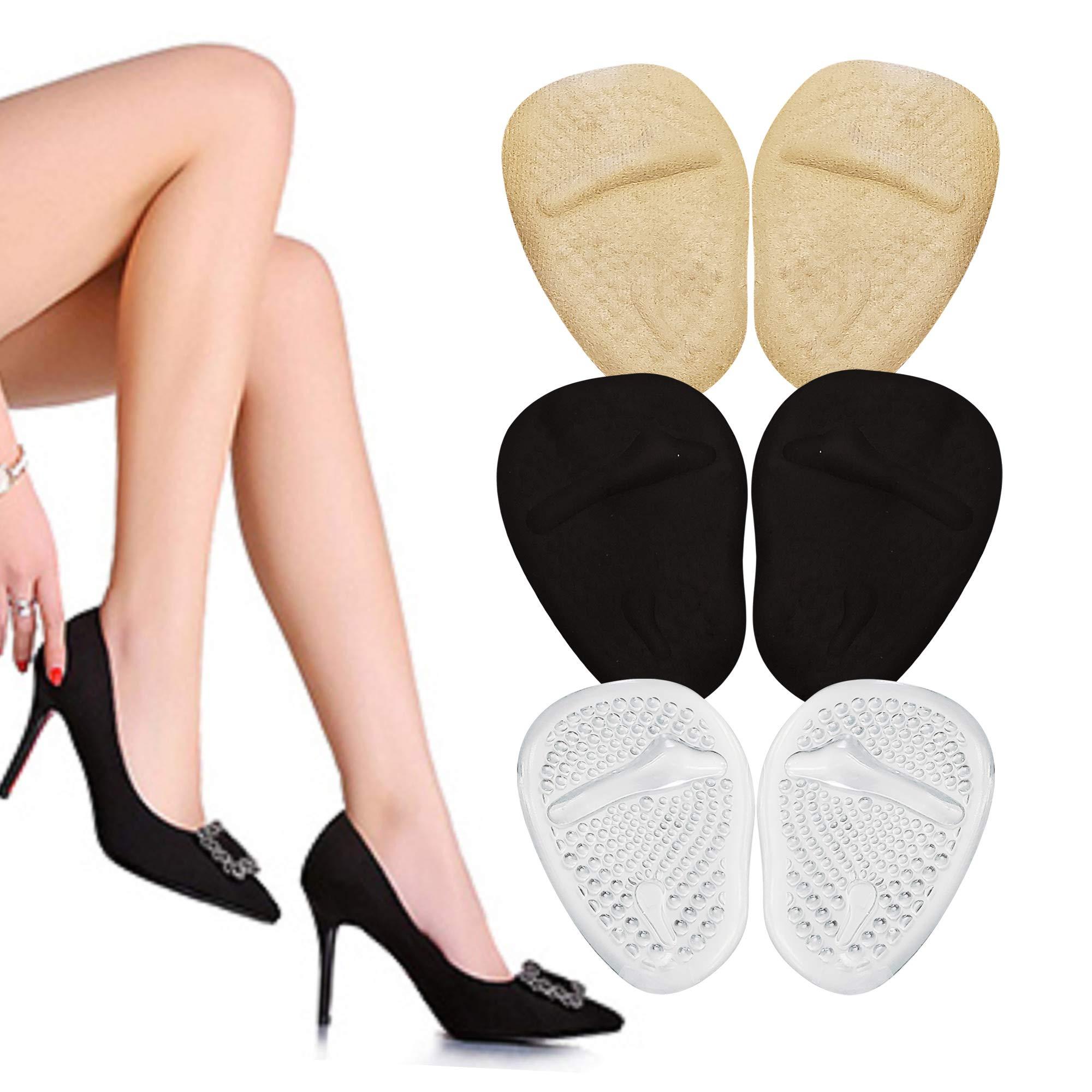 High Heel Cushions -Ball of Foot Pads