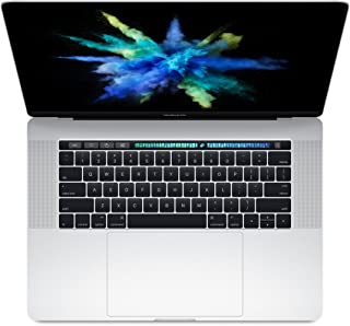 "Apple - MacBook Pro 15"" (All-in-One Desktop PC, 2.6 GHz, 256 SSD, 16 GB RAM, Radeon), Plata"