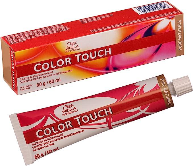 Color Touch 60 ML 00 vuelve a encender Natural: Amazon.es ...