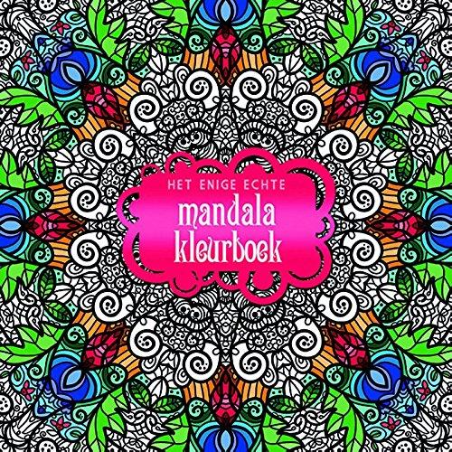 mandala kleurboek kruidvat
