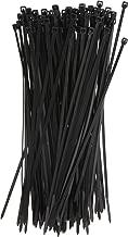 Snner 100 colliers nylon 2.5 x 200 mm noir