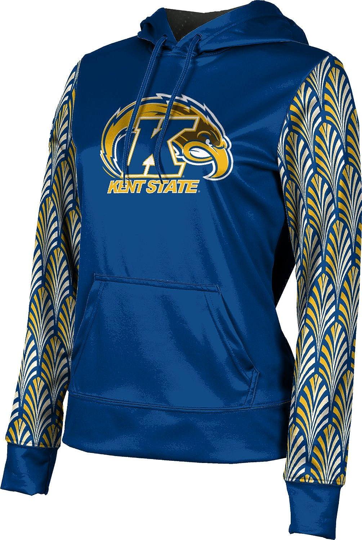 ProSphere Kent State University Girls' Pullover Hoodie, School Spirit Sweatshirt (Deco)