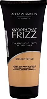 Andrew Barton Smooth That Frizz Conditioner For Rebellious, Frizzy or Curly Hair 250ml