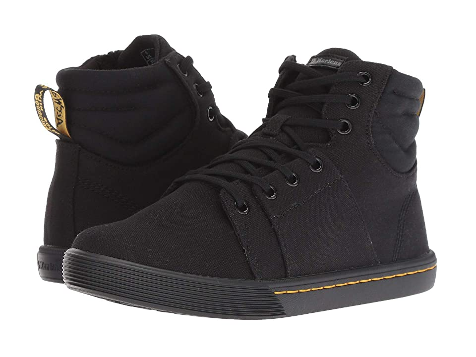 Dr. Martens Rozarya Octavo (Black Canvas/Black Fine Canvas) Women