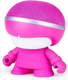 Pink 3 inch Wireless Speaker with Selfie Remote