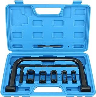 FreeTec Válvula de resorte de compresor, herramienta especial de prensa de resorte de válvula de ensamblaje