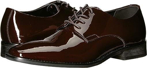 Mahogany Patent Leather