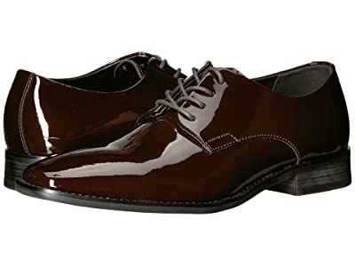 Calvin Klein Ramses (Mahogany Patent Leather) Men