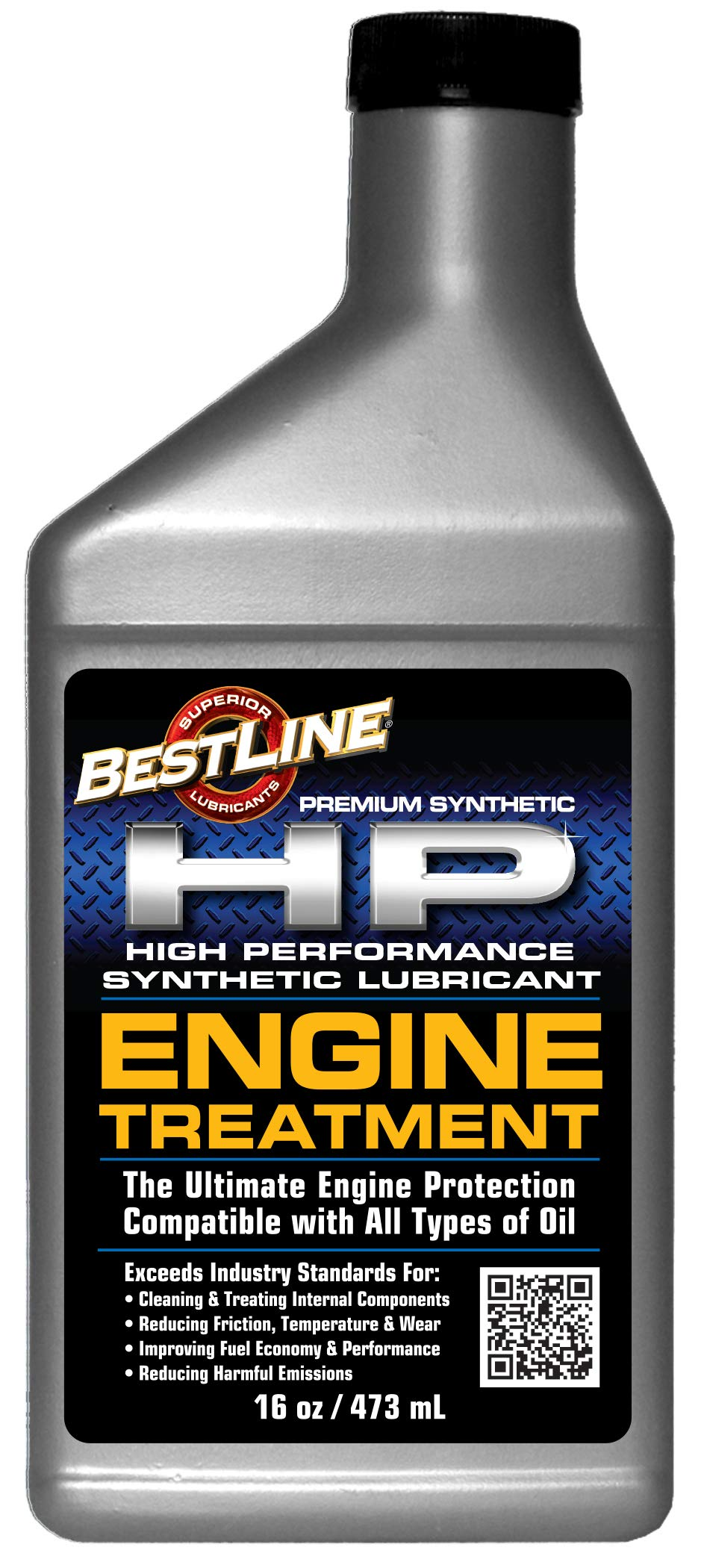 BestLine Superior Lubricants Engine Treatment