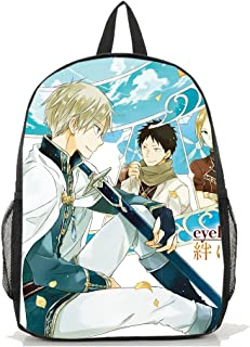 Dreamcosplay Anime Snow White with the Red Hair Logo Backpack Bag cosplay