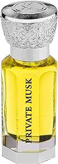 Swiss Arabian Private Musk Perfume Oil For Unisex, 12 ml