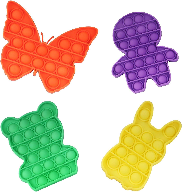Fidget Toys Rapid rise Push Pop outlet Bubble Sensory Toy N Special Autism