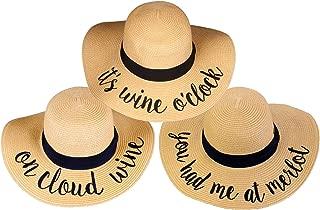 drinks on me hat