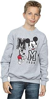 Disney niños Mickey Mouse Jump and Wink Camisa De Entrenamiento
