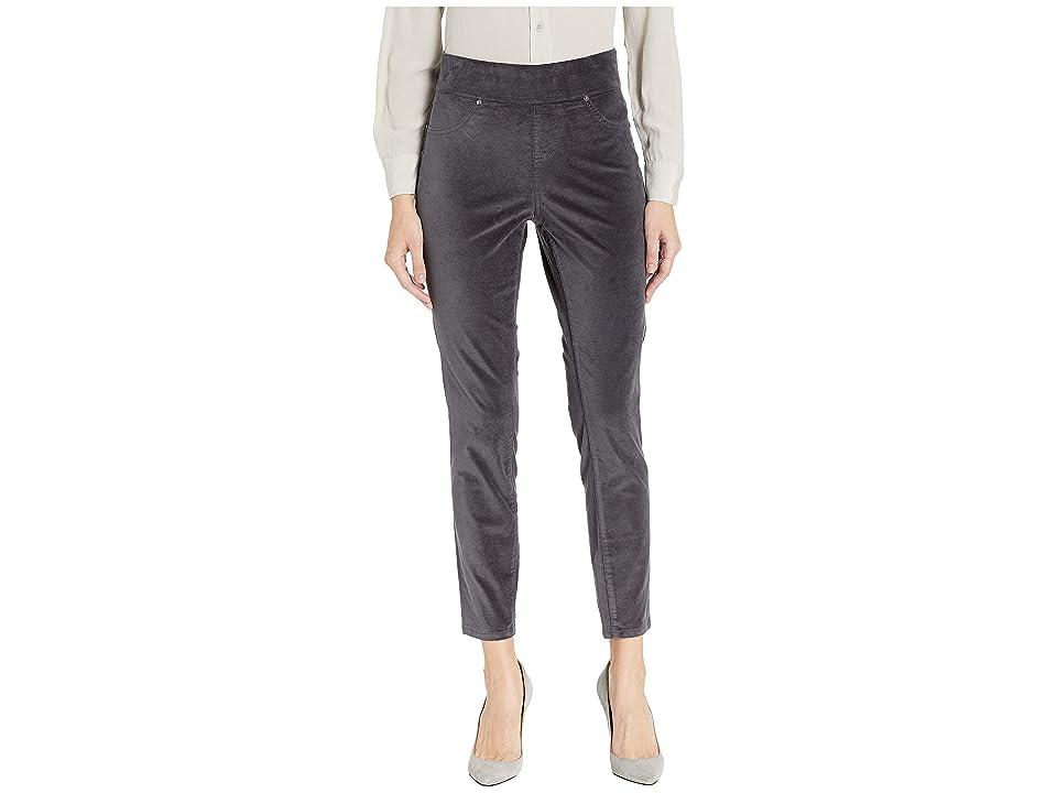 Jag Jeans Marla Pull-On Velveteen Leggings (Titanium) Women