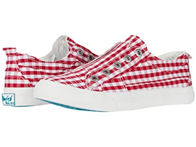Blowfish Play (Red Gingham) Women