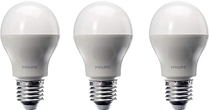 Philips 7W E27 3000K 110-220V LED Bulb 3 Pieces