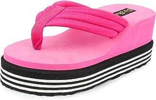 Do Bhai Women Stylish Slip On Slipper Flipflops