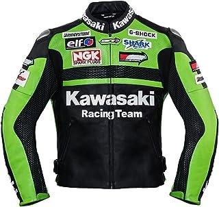 Amazon.es: chaqueta kawasaki verde