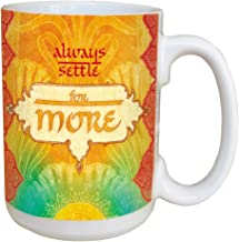 Tree-Free Greetings 45559 Angi and Silas More Ceramic Mug with Full-Sized Handle, 15-Ounce
