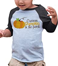 cutest pumpkin in the patch outfit boy