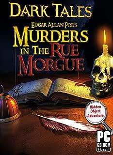 Dark Tales: Edgar Allan Poe's Murders in the Rue Morgue, Collector's Edition