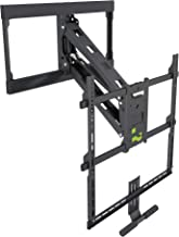 Kanto Pull Down Fireplace TV Mount for 42