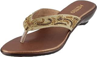 Metro Women Synthetic Sandals (35-2921)