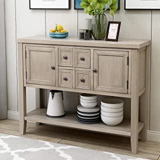 expandable console table