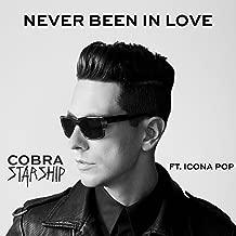 Best cobra starship never been in love Reviews