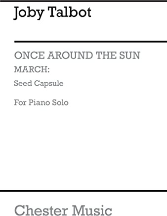 Joby Talbot: March - Seed Capsule (Solo Piano Version) Piano