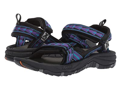 Naot Harbor Source by Naot (Purple Teardrop) Women