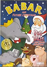 Babar and Father Christmas, Pig Tales A Very Beary Christmas, Feature Films for Families DVD
