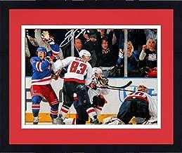 Framed Brad Richards Game Tying Goal vs Washington Capitals 8x10 Photo Signed - Steiner Sports Certified