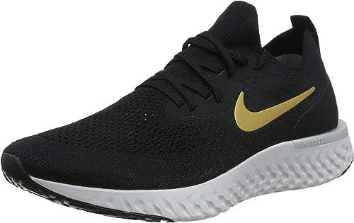 Nike Wmns Epic React Flyknit, Hausschuhe de Running para damen