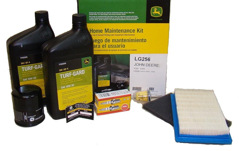 John Deere Original Equipment Filter Kit #LG256