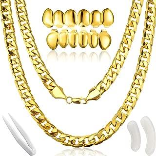 Best costume rapper jewelry Reviews
