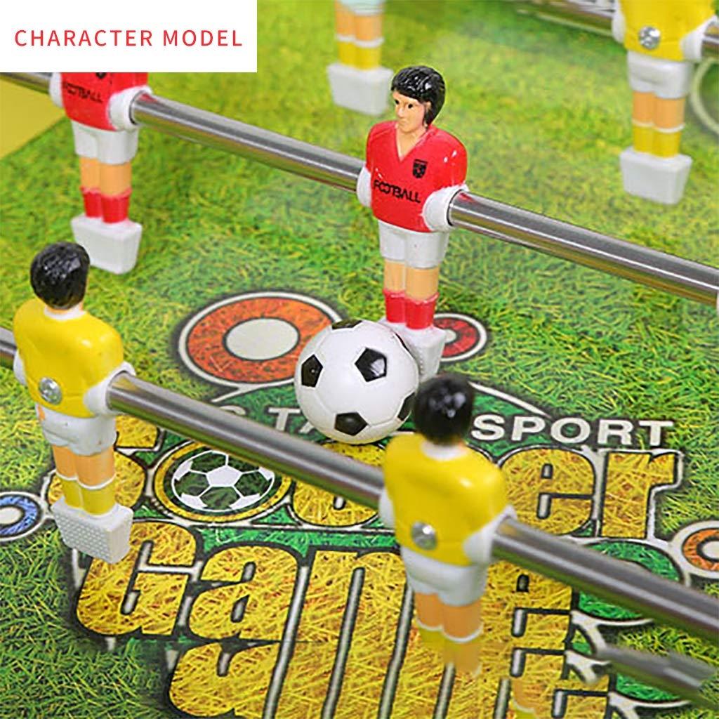 Futbolines Futbolín Mesa De Billar Juegos De Mesa Juguetes De Los ...