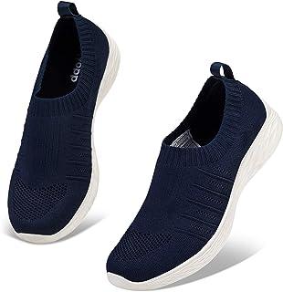 Kyopp Basket Femme Chaussures Sport Utilisé pour la Fitness Running Footing Respirantes Confort Chaussette Chaussures 36EU...